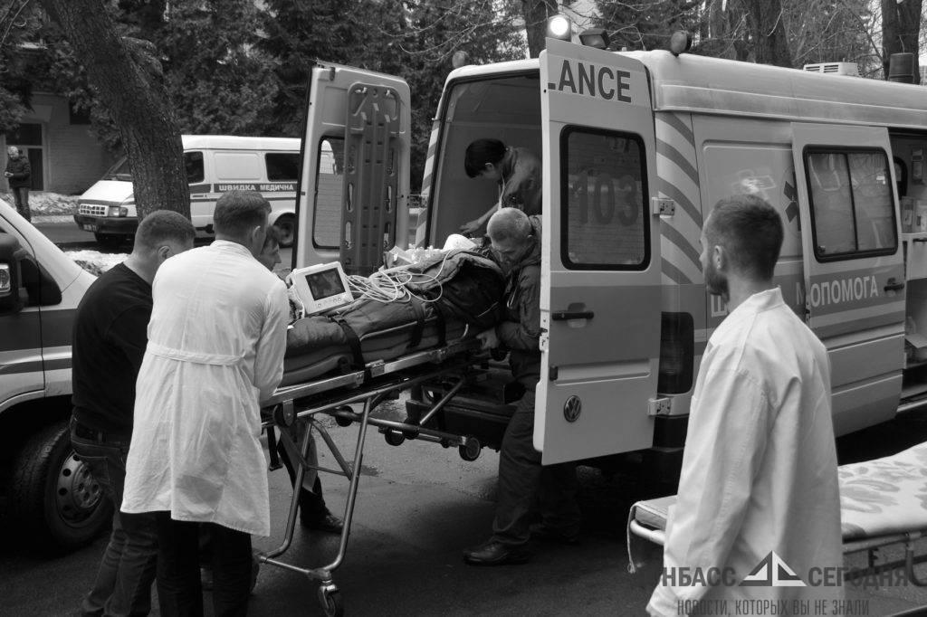 В Донбассе зафиксировано два случая коронавируса