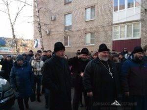 Митрополит Горловский и Славянский задержан Нацполицией!