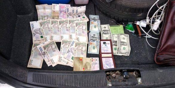 В Донбассе повязали на взятке капитана украинской нацгвардии
