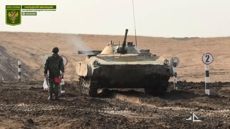 Как в НМ ЛНР готовятся отражать наступление ВСУ