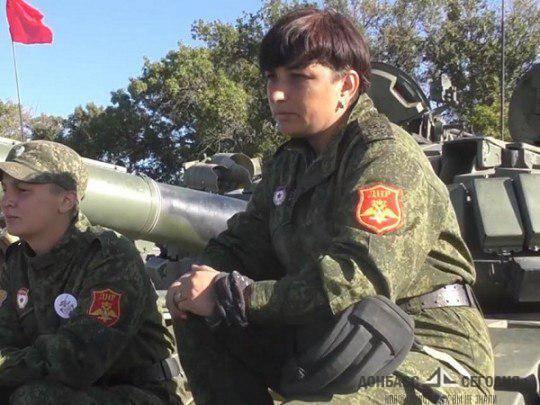 В ДНР прокомментировали похищение бывшей военнослужащей Народной милиции