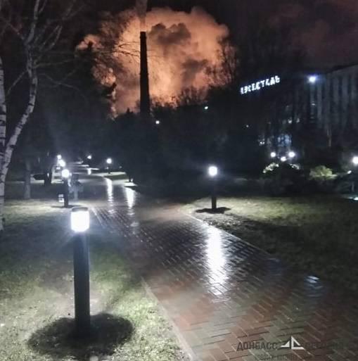 В Мариуполе сгорает «Азовсталь»!