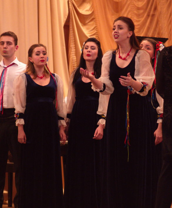 В России прозвучала возрождённая из пепла музыка Донбасса