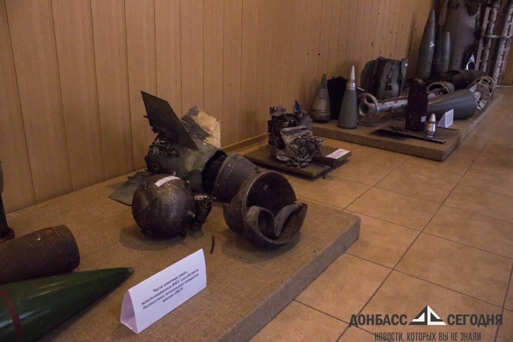 В Донецке показали леденящие душу свидетельства преступлений ВСУ