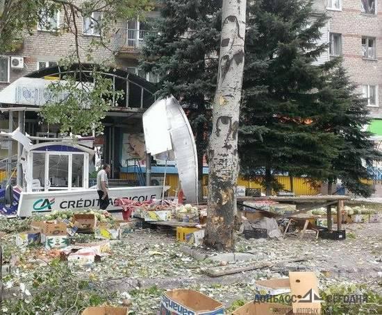 Жители Донецка никогда не забудут оторванную голову двенадцатилетнего мальчика и одесскую Хатынь