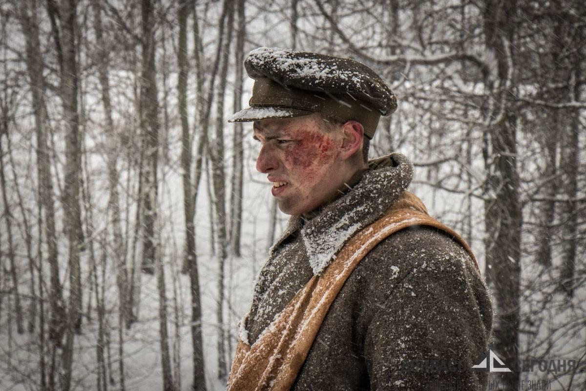 «Круты. 1918»: киевские кинематографисты переодели русских в петлюровцев и заставили умирать с гимном