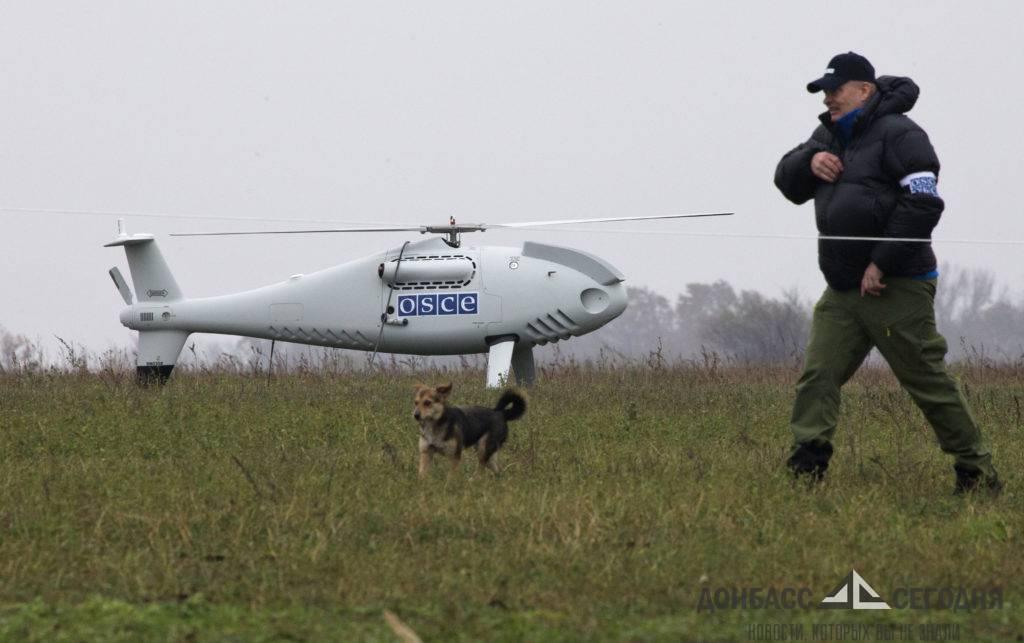 ВСУ пошли на жесткие меры ради прекращения работы ОБСЕ в Донбассе