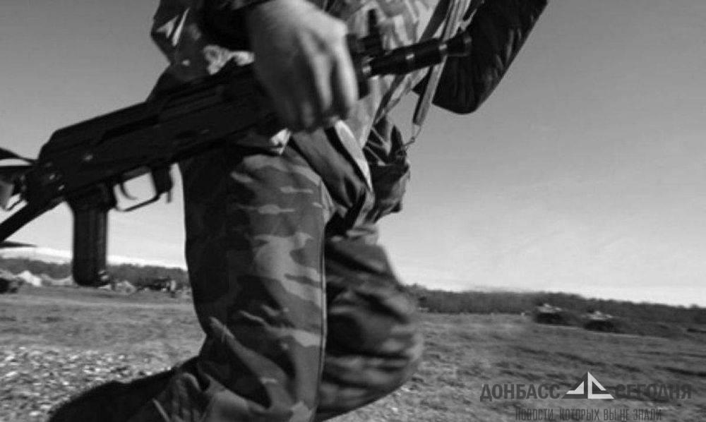 Не захотевший превращаться в мужика боец ВСУ сбежал из части