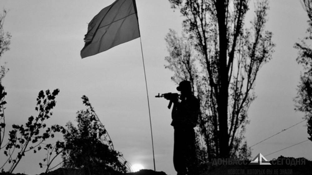 Четверо бойцов ВСУ пострадали от взрывов на передовой