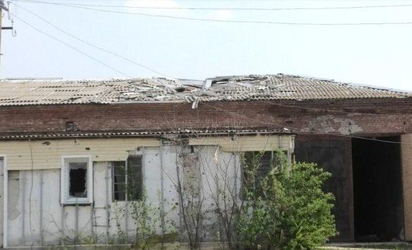 В ДНР показали последствия обстрела Докучаевска