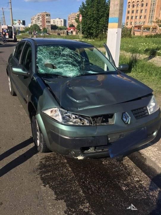 В Мариуполе и Краматорске в ДТП погибли пешеходы