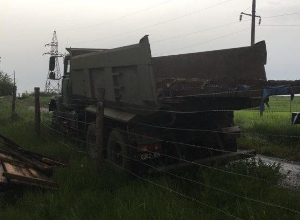 Под Мариуполем украинские пограничники умудрились украсть целый блокпост!