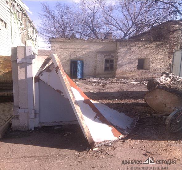 Жителю Дебальцево бойцы ВСУ за полбуханки хлеба прикладом выбили глаз