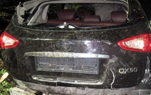 В кошмарном ДТП под Красным Лиманом погибла целая семья из Донецка