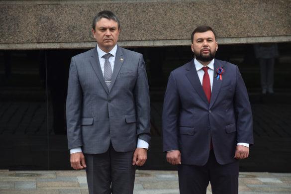 Наталья Поклонская прибыла в Донецк с иностранными делегациями для празднования пятилетия ДНР