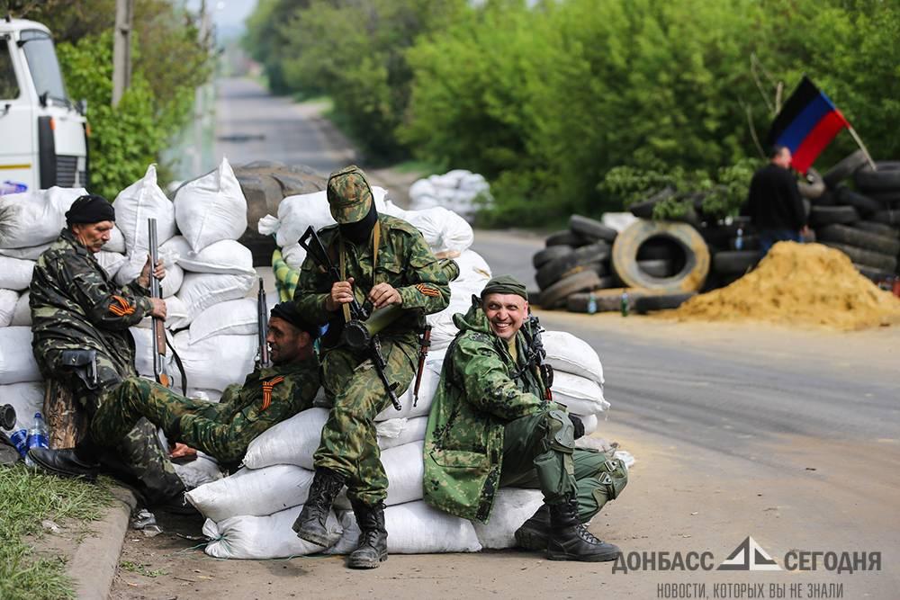 В занятом ВСУ селе волонтерам под прицелом снайперов пришлось собирать по частям ополченцев ДНР