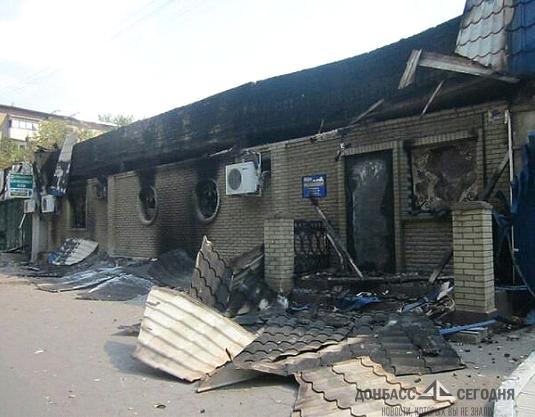 За отказ прятать танки украинские солдаты убивали жителей Шахтёрска