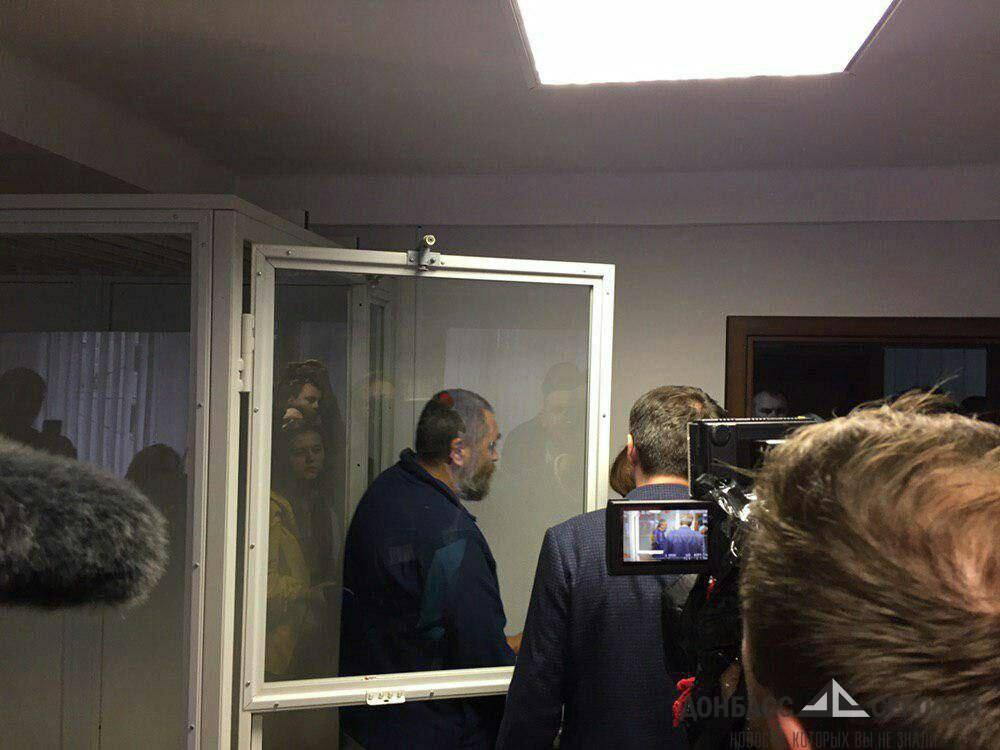 Подстреливший журналиста ветеран АТО снова на свободе