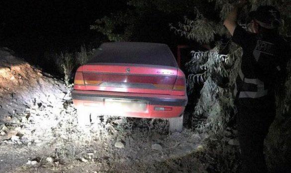 В Донбассе разыскивают бросившего авто водителя-убийцу