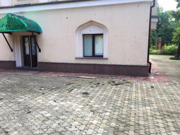 В ДНР назвали имя отдавшего приказ расстрелять мечеть в Донецке