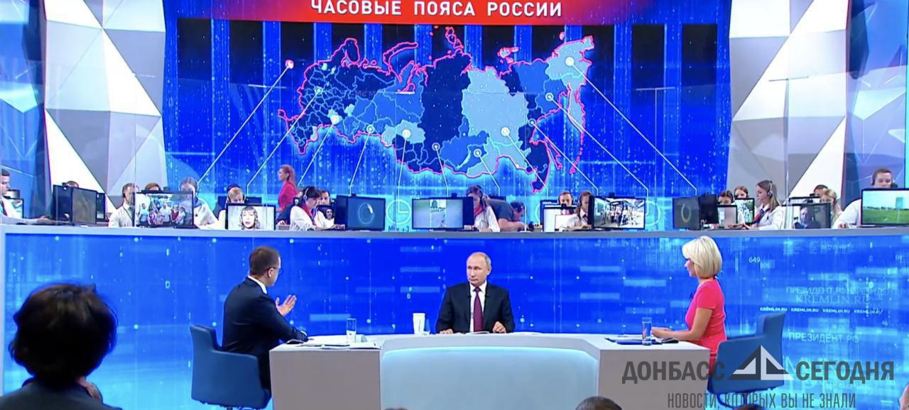 Вопрос освобождения пленных должен решаться взаимно с Киевом - Путин