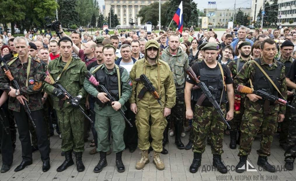 присяга на площади Ленина