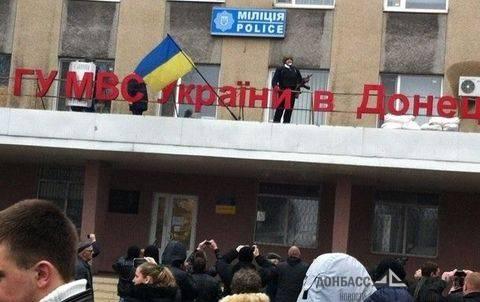 «Запрыгивай! Едем без остановок!»,- житель Горловки на трамвае скрылся от украинского авианалёта