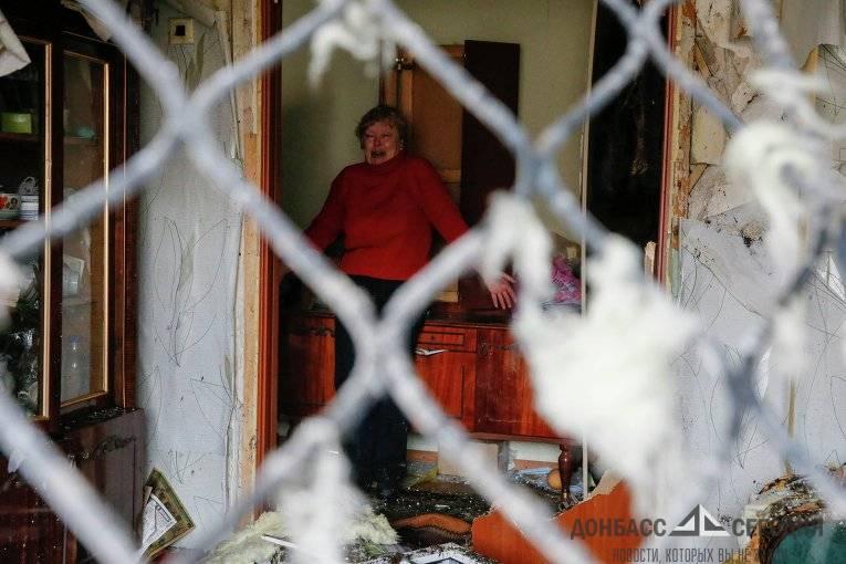 Киев будет выплачивать компенсации за разрушенное ВСУ жильё