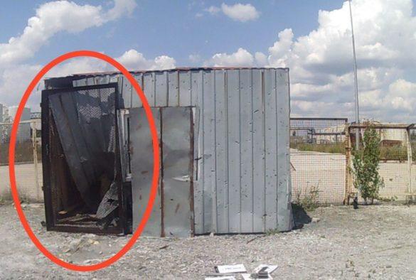 «Стреляют постоянно по всему городу» — житель Докучаевска о полученном ранении
