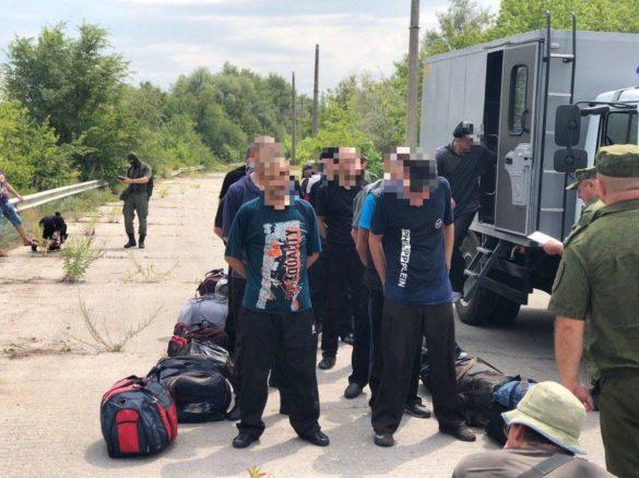 ЛНР передала украинской стороне 64 заключённых под Счастьем