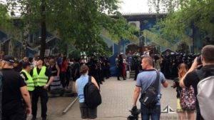 В Красноармейске начался «майдан» из-за избрания мэра депутатом