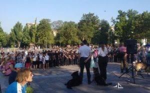 После киевского гей-парада в Мариуполе прошёл «нетрадиционный» фестиваль