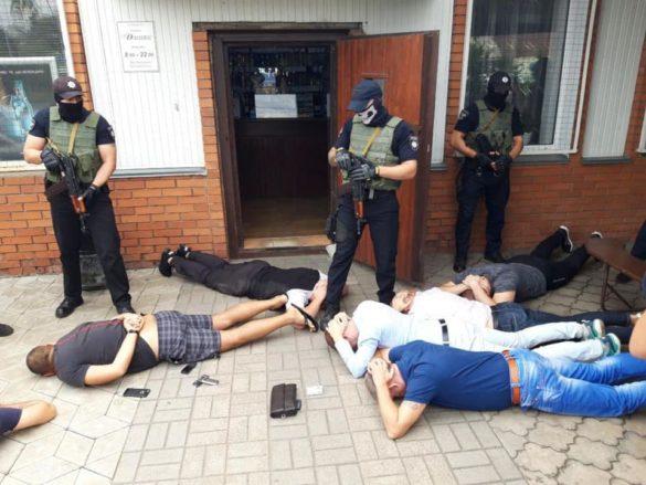 В Донбассе сорвали важную сходку криминальных авторитетов