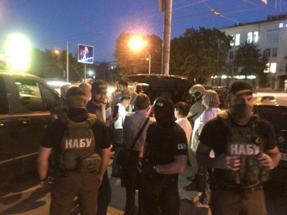 В украинском министерстве открестились от пойманного на мегавзятке в магазине Грымчака