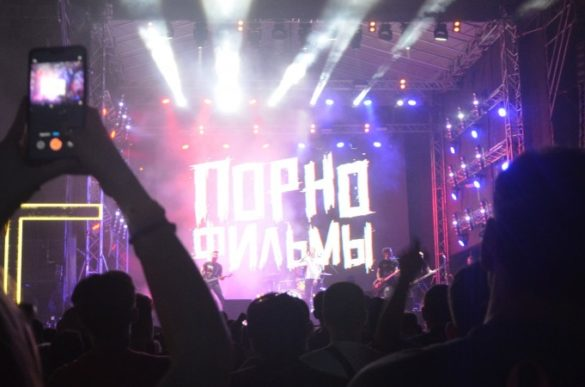 Мариупольский фестиваль: наркотики, «Порнофильмы» и еда «по цене героина»