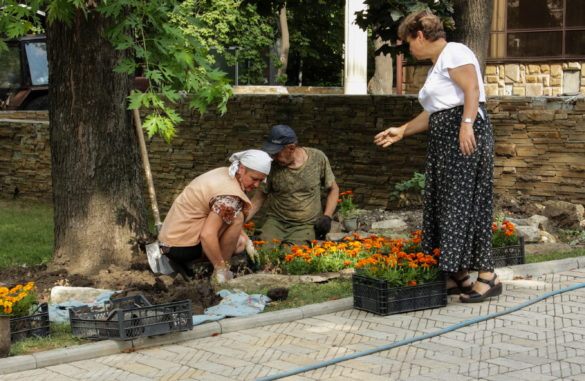 Донецк готовится к грандиозному празднованию Дня города