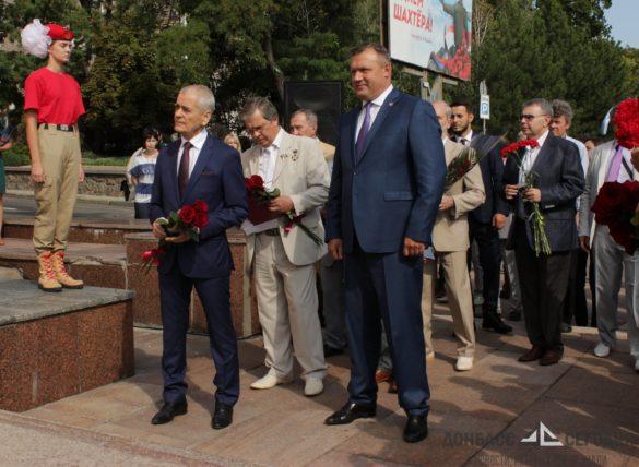 «Наш Кобзон»: в Донецке увековечили память легендарного земляка