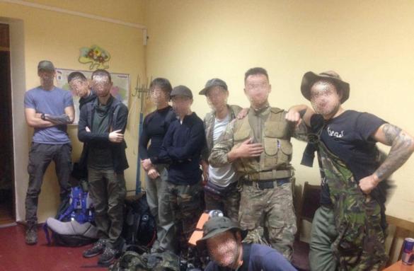 Сталкеров из ДНР и Франции задержали в Чернобыльской зоне