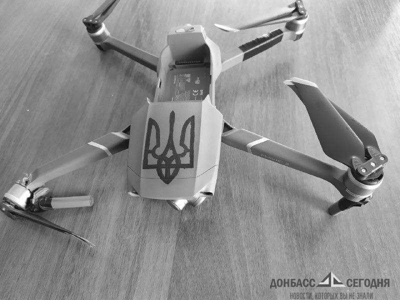 ВСУ убили бойца ДНР с беспилотника