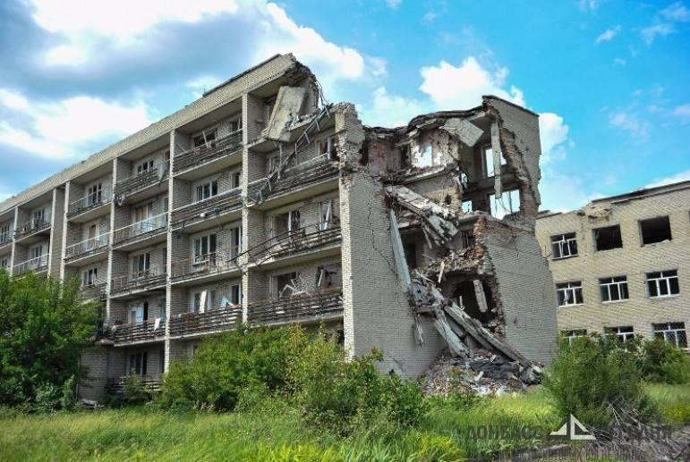«Ребёнок! Где мой ребёнок?», - кричали женщины, убегая от украинской армии