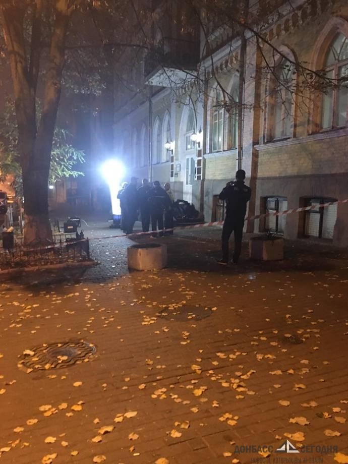 Ветеран АТО взорвал себя с приятелем в Киеве