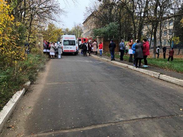 В Краматорске заминировали больницу