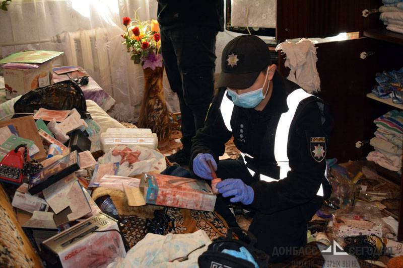 Пойманы жестоко избившие и ограбившие дедушку в Волновахе грабители