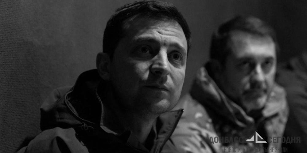 «Для Зеленского существует только сценарий уничтожения жителей ЛДНР»