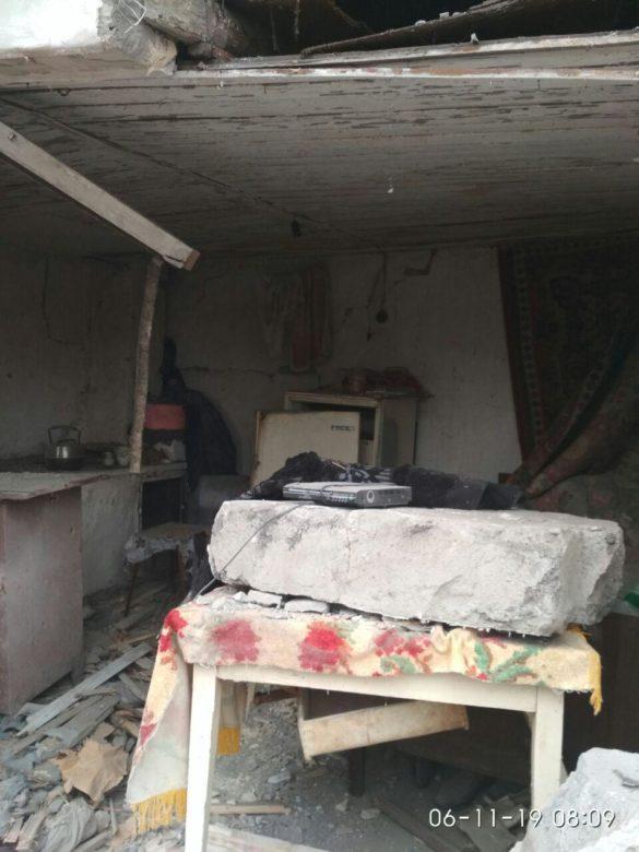ВСУ расстреляли горловские посёлки из 120 мм миномётов
