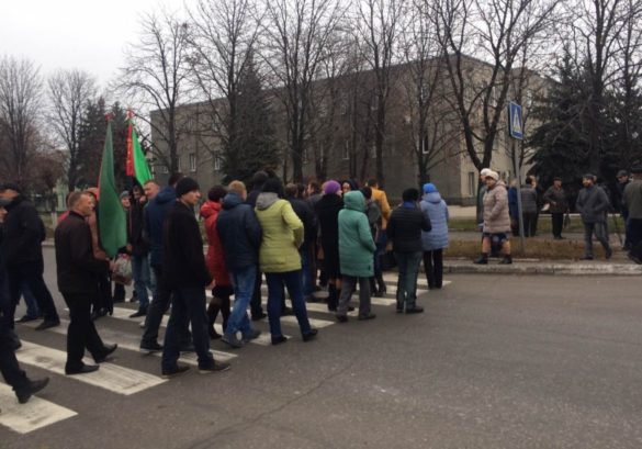 Шахтёрские бунты перекинулись на Донецкую область