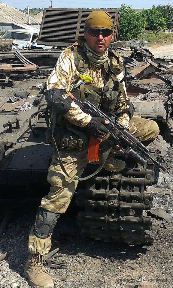 Из-за убийств мирных жителей ЛНР командира «Айдара» вызвали на допрос в СБУ