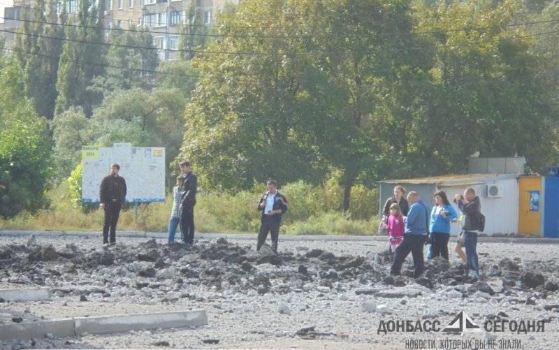В детских садах Макеевки до сих пор находят украинские мины