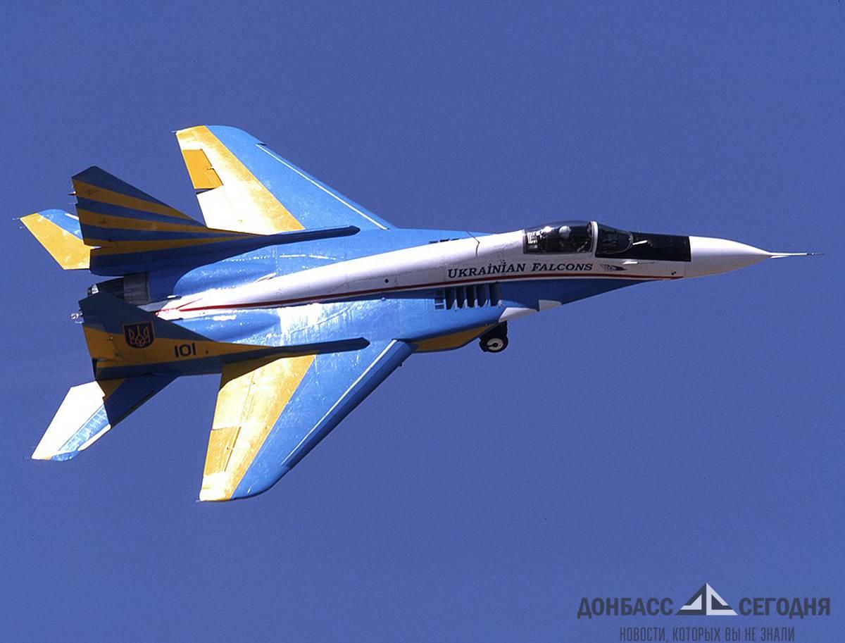 Стало известно, куда отправились МиГи из разворованного склада военной авиации в Одессе