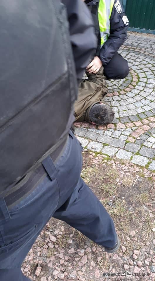 Ветеран АТО расстрелял колонну военнослужащих под Киевом